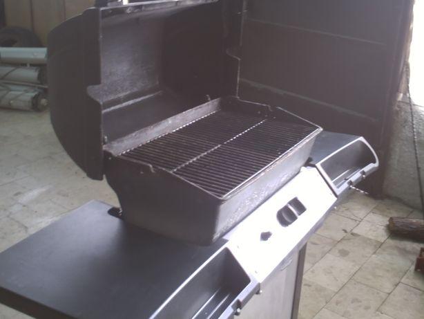 grelhador/barbecue de carne/peixe