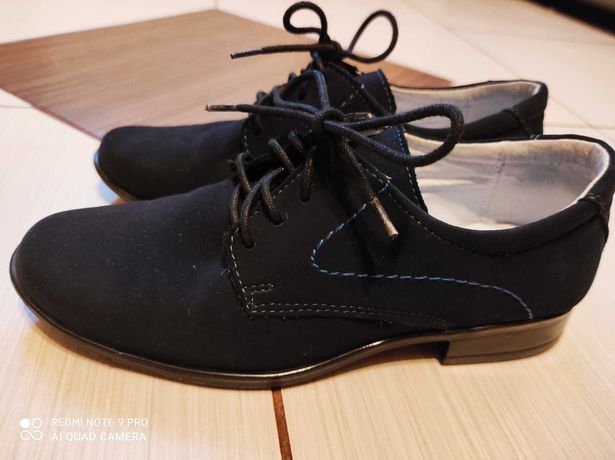 Eleganckie buty dla chłopca rozmiar 31