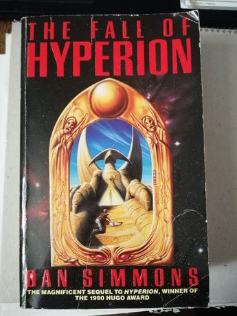 The Fall of Hyperion, Dan Simmons