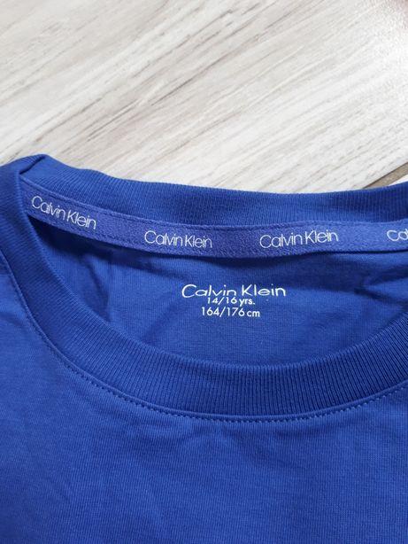 T-shirt Calvin  Klein oryginalny176 młodzieżowe