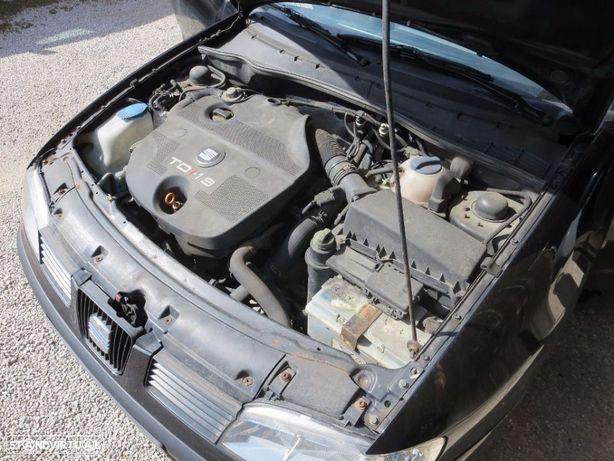 Motor Seat Ibiza Leon Toledo Cordoba 1.9tdi 110cv AFN AVG AHF ASV Caixa de Velocidades Automatica - Motor de Arranque  - Alternador - compressor Arcondicionado - Bomba Direção