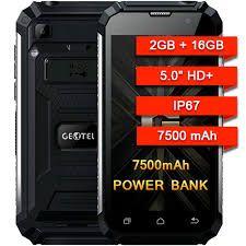 Смартфон Geotel G1