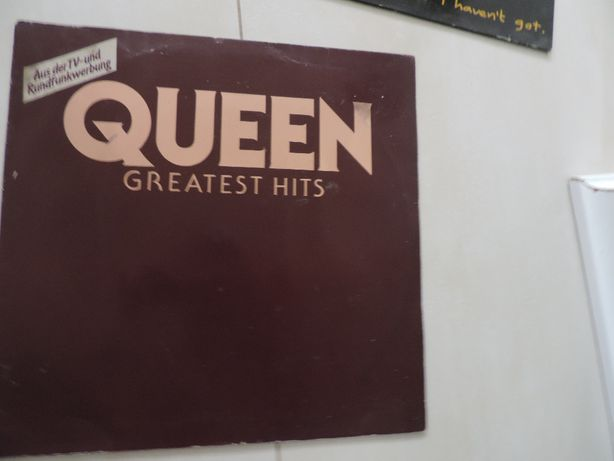 płyta winylowa queen greatest hits