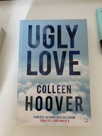 "Książka ""Ugly love"" Colleen Hoover"