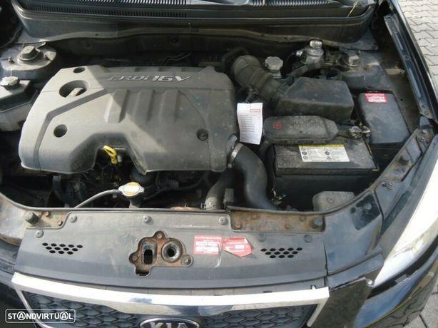 Motor Kia Rio Cerato 1.5Crdi 110cv D4FA Caixa de Velocidades Arranque + Alternador + Arcondicionado