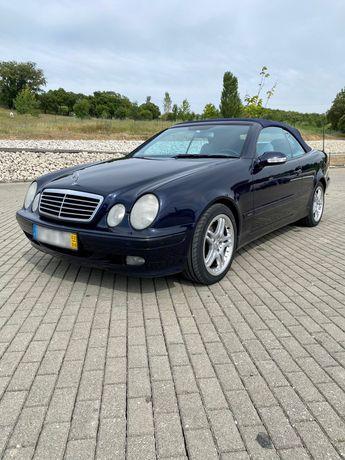 Mercedes-Benz CLK 230 Kompressor Cabrio Full Extras