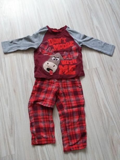 Piżamka 2 latka
