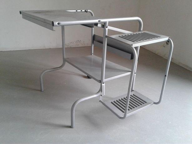 Sprzedam biurko metalowe