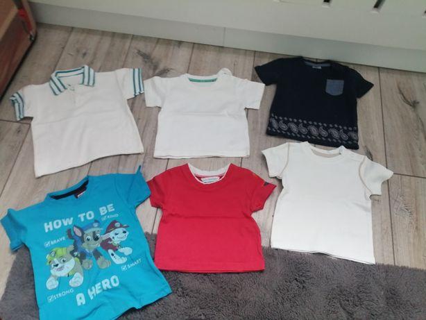 Bluzki koszulki t shirty