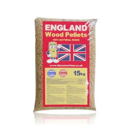 Pellet England 6mm DIN plus