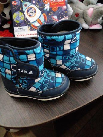 Сапожки на малыша Том.м