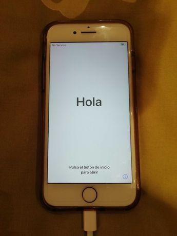 iphone 7 cor de rosa