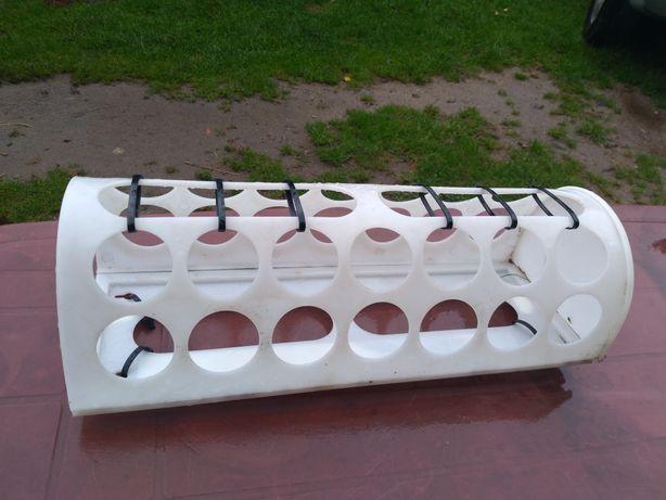 Paśnik do siana sianka dla gryzoni królika wyposażenie klatki