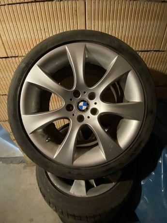 Felgi BMW e60 + opony letnie