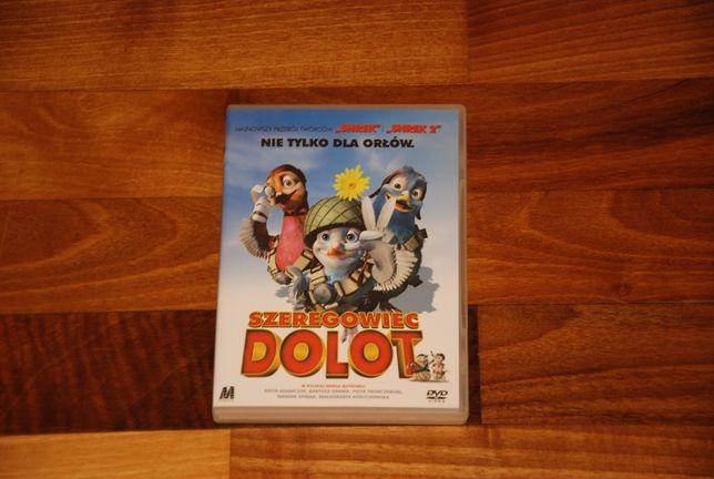 """DVD bajka """"Szeregowiec Dolot"""""""