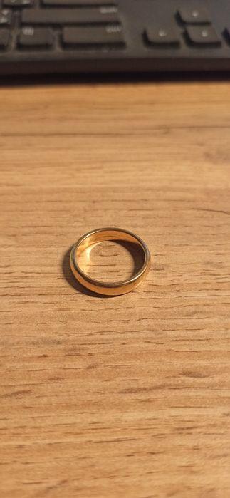 Obrączka Tiffany złoto Warszawa - image 1