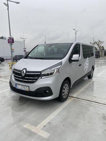 Wynajem Renault Traffic 9 os.