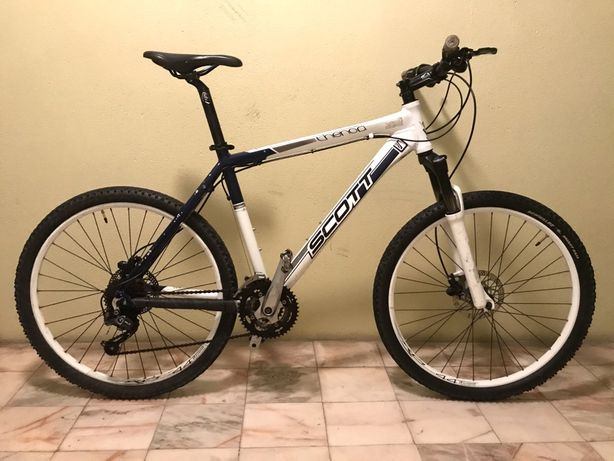 Bicicleta Scott roda 26