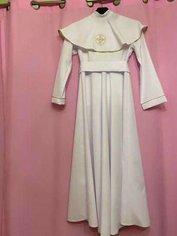 Sukienka komunijna 146 cm