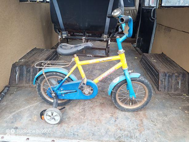 Rowerek dziecięcy z kółkami