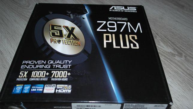 Płyta główna ASUS Z97M-PLUS (Intel 1150)
