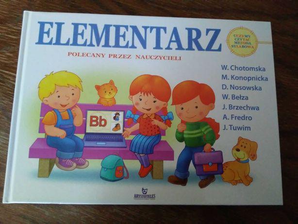 ELEMENTARZ- uczymy czytać metodą sylabową- polecany przez nauczycieli