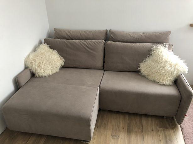 Narożnik kanapa łóżko Vox