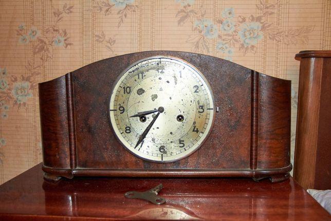 Часы каминные Alpina