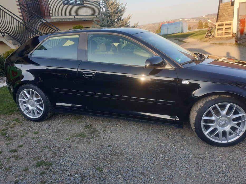 Audi A3 8p Myślenice - image 1