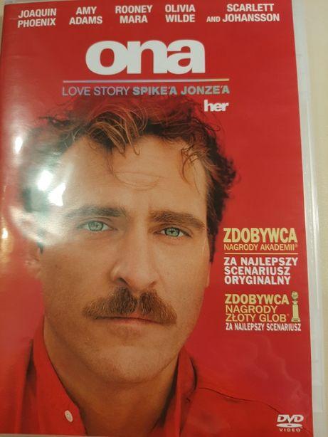 Film DVD Ona Joaquin Phoenix