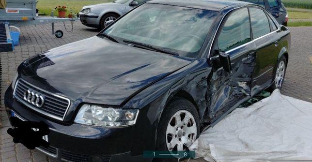 Audi a4 b6 2.0 ALT LZ9W na części