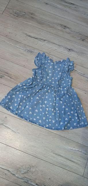 Sukienka, sukieneczka 86