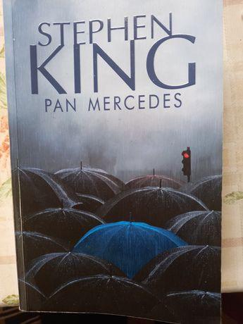 Stephen King Pan Mercedes