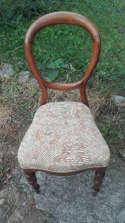 Stare krzesla 2szt . Antyk