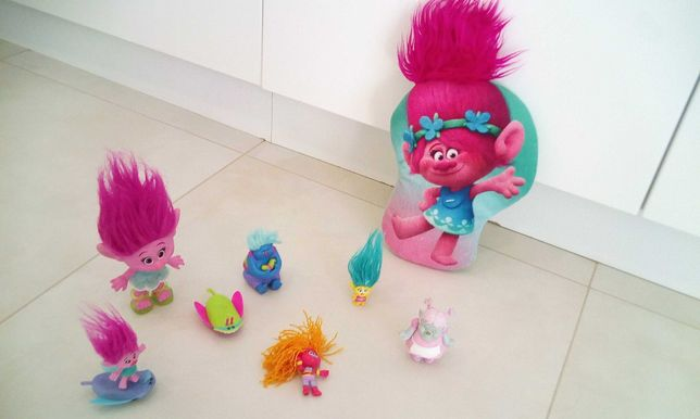 Trolls figurki-zestaw