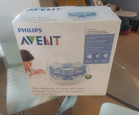 Esterilizador bebé micro-ondas Philips Avent