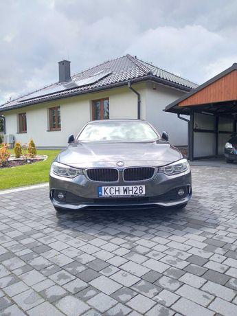 BMW F32 428 BENZYNA 2015.