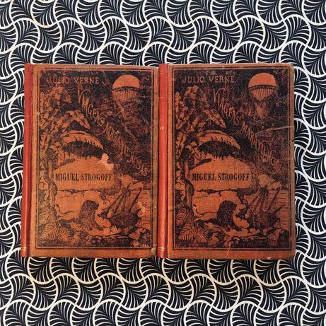 Miguel Strogoff (2 volumes - obra completa) - Júlio Verne