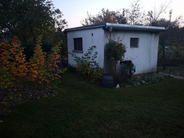 Działka ogrodowa, rekreacyjna z domkiem ROD wypoczynek Zielona Góra
