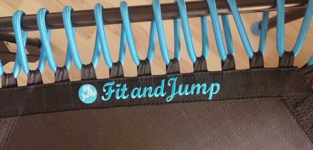 Trampolina fit and jump stan b. Dobry -NOWA CENA