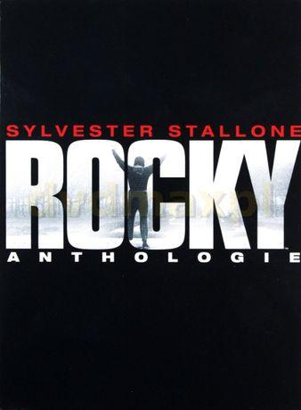 Rocky Anthologie Film ( Wszystkie części, 6 DVD )