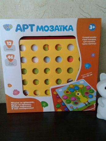 Мозайка для малышей