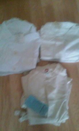 Ubranie robocze biale + gratis