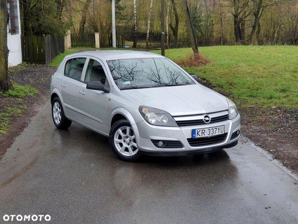 Opel Astra H 2005r. 1.6 105KM, Klimatyzacja, Tempomat, Alufelgi, Stan Idealny!