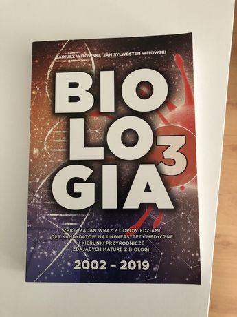 Zbiór zadań Biologia3 Witkowski
