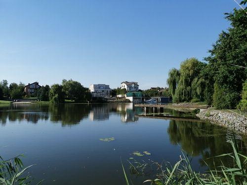 Участок на Большой Дамбе с выходом на канал Днепра от хозяина