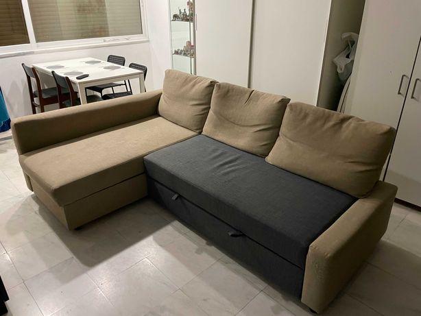 Sofa Chaise Long + Cama
