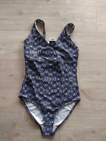 Nowy kostium strój kąpielowy jednoczęściowy, rozmiar 42