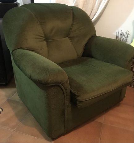 Sofa 1 Lugar Verde