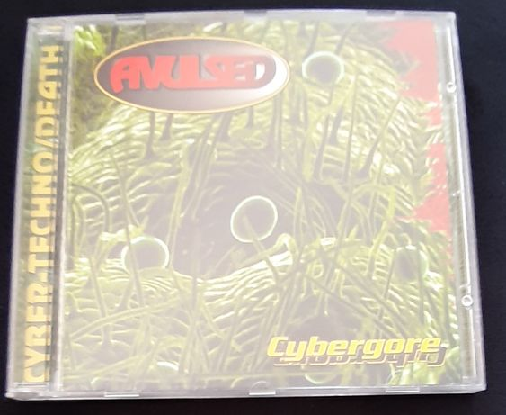 """Vendo cd Avulsed """"Cybergore"""""""